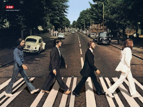 The Beatles Abbey Road