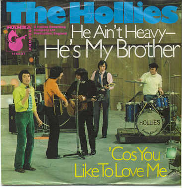 Hollies Aint That Just Like Me