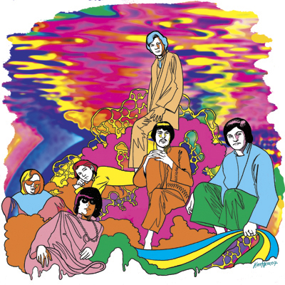 The 60s Psychedelic Experiment Pop Psych Strawberry Alarm Clock
