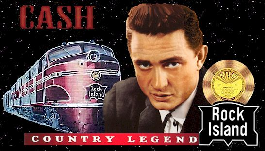 The Rock Island Line Johnny Cash