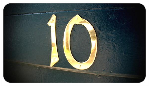�������� ����� 10 ������ �������