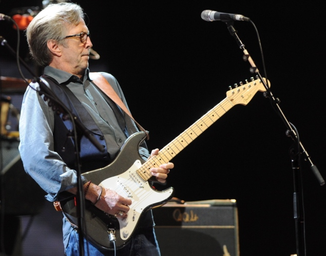 Song Set For Eric Clapton S New Tour