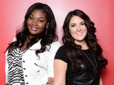 Final Two: Candice Glover and Kree Harrison